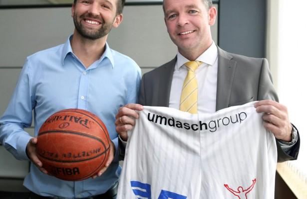 Volksbank Falcons Amstetten Sponsoring